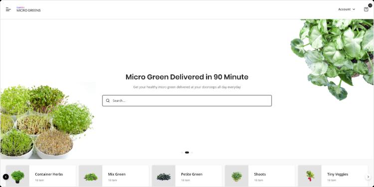 Microgreen